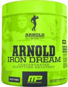 Arnold Iron Dream 171g - MusclePharm (Arnold Series)