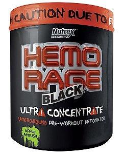 Hemo Rage Ultra Concentrado 25 doses - Nutrex