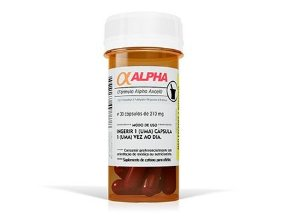 Alpha Axcell 30 caps - Power Supplements