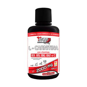 L Carnitina Iron Man 500ml - New Millen