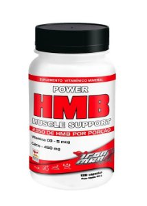 Power HMB 120 caps - New Millen