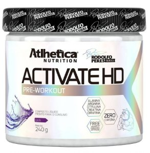 ACTIVATE HD RODOLFO PERES 240 G - ATLHETICA NUTRITION