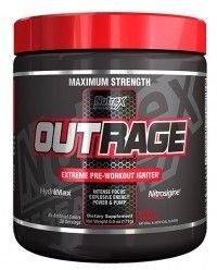 OUTRAGE - NUTREX