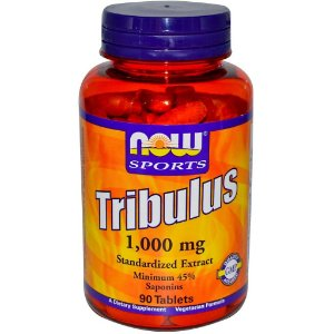 Tribulus Now 1000mg - 90 Caps