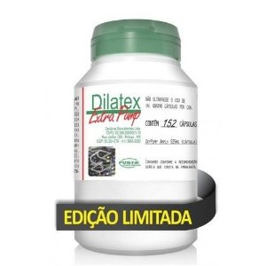 Dilatex Extra Pump (152 caps) - Power Supplements