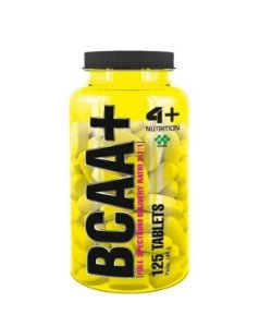 Bcaa 2:1:1 - 4 Plus Nutrition
