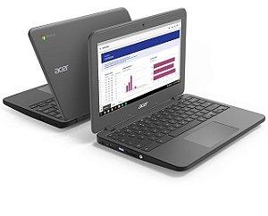 Chromebook Acer N7 | Intel Celeron | 4GB Ram | 32GB | Tela 11.6´| C731-C9DA