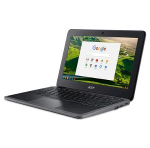 Notebook Acer Chromebook C733-c607 Celeron N4020 4gb 32gb Emmc 11,6 IPS Chrome OS