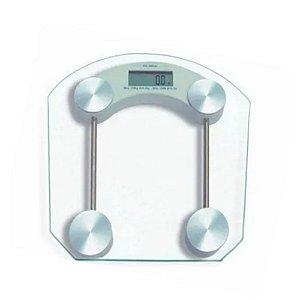 Balança Digital Em Vidro Temperado Até 180kg