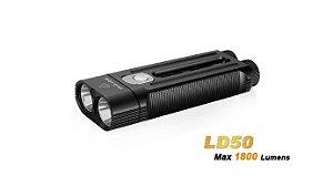 LANTERNA FENIX LD50 - COM LEDS INDEPENDENTES - 1800 lumens