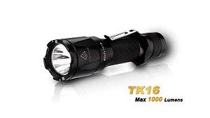 LANTERNA FENIX TK16 - ALCANCE DE 240m - 1000 lumens