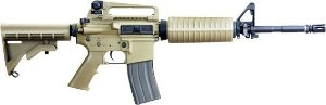 RIFLE AIRSOFT M4A1 CARBINE - FULL METAL RECEIVER - ARES AR-010