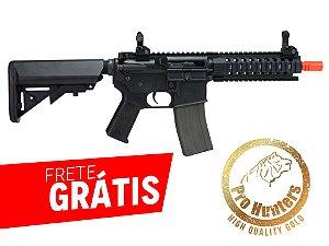 RIFLE AIRSOFT M4 RIS Daniel Defense Full Metal Ares AR-042E