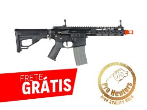 RIFLE AIRSOFT M4 ARES OCTARMS FULL METAL KM7 - Black