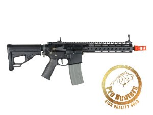 RIFLE AIRSOFT M4 ARES OCTARMS FULL METAL KM9 - Black