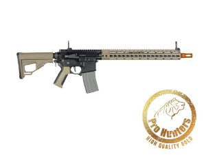RIFLE AIRSOFT M4 ARES OCTARMS FULL METAL KM15 - Dark Earth
