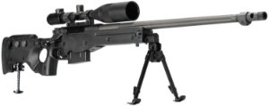 SNIPER RIFLE AIRSOFT AW338 ARCTIC WARFARE SNIPER ARES AMOEBA SPRING POWER BOLT ACTION