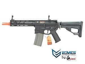 EMG- RIFLE AIRSOFT M4 SHARPS BROS FULL METAL 7 POLEGADAS - Black