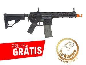EMG- RIFLE AIRSOFT M4 SHARPS BROS FULL METAL 7 POLEGADAS - Black