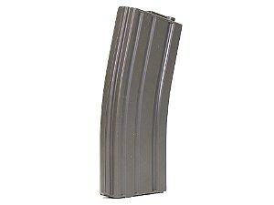 MAGAZINE ARES MIDCAP - ABS - MODELO M4 /M16 - 85 BBs - Grey