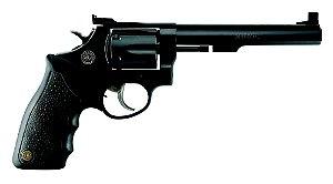REVÓLVER TAURUS RT 86 TA calibre .38 SPL