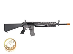RIFLE AIRSOFT M4 ARES AR-018 - BLACK