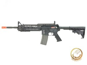 RIFLE AIRSOFT ARES AR-019 - BLACK