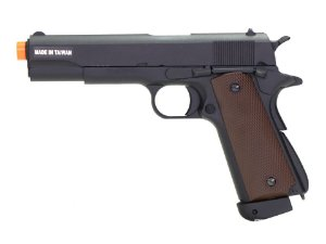 PISTOLA AIRSOFT - KJW - KJ WORKS - 1911 - GBB - CO2 FULL METAL