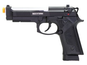 PISTOLA AIRSOFT - KJW - KJ WORKS - IA-FM - GBB - CO2
