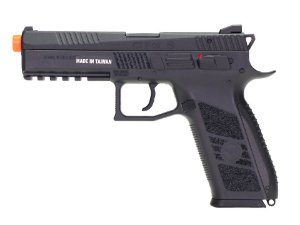 PISTOLA AIRSOFT - KJW- KJ WORKS - CZ P-09 - GBB - CO2 FULL METAL
