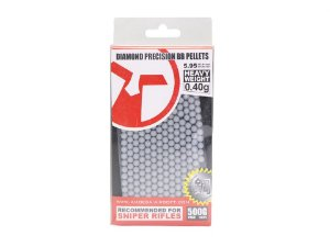 BBs 0.40g - ARES - DIAMOND PRECISION - 1250 BBs