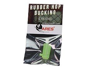 RUBBER HOP BUCKING 70º + NUB ARES - 1 UNIDADE