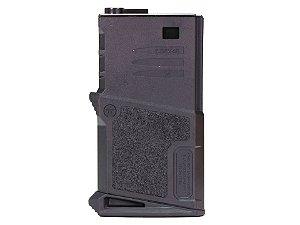 MAGAZINE ARES MIDCAP - 120 BBS - BLACK - MINI MAGS FOR  M4/ M16