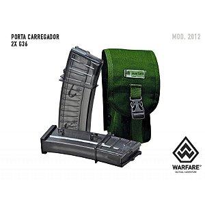 PORTA CARREGADOR 556 M.O.L.L.E G36 - GREEN