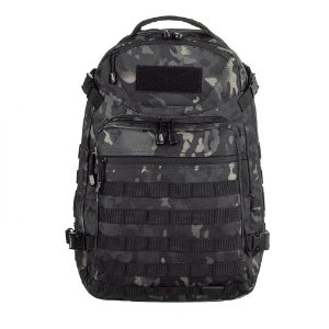 MOCHILA INVICTUS MISSION - CAMUFLADO MULTICAM - BLACK