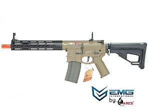 EMG- RIFLE AIRSOFT M4 SHARPS BROS FULL METAL 10 POLEGADAS - EXCLUSIVE MULTICOLOR