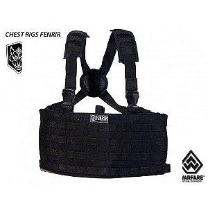 CHEST RIGS FENRIR - BLACK