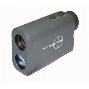 Trena Eletrônica (Range Finder), magnificação 6x, objetiva de 25mm - Modelo Golf