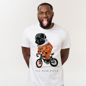 Camiseta The Moon Rider