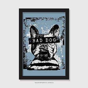 Quadro Bad Dog - Modelo 2