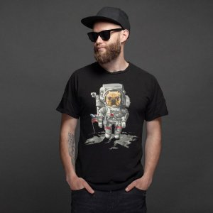Camiseta The Moon Walker