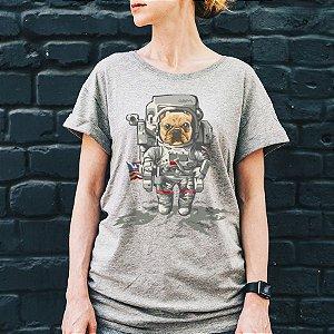 Camiseta Baby Look The Moon Walker