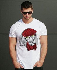 Camiseta Cachorro Se Liga no Meu Estilo