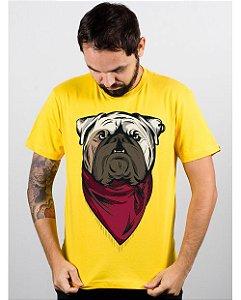 Camiseta Bulldog Inglês