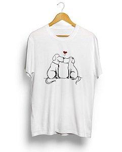 Camiseta Cachorro Apaixonado