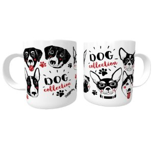 Caneca Dog Collection
