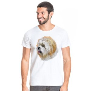 Camiseta Lhasa Apso