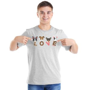 Camiseta Cachorro Love