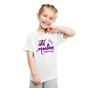 Camiseta Infantil Iti Malia
