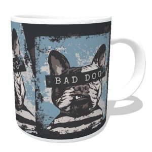 Caneca Bad Dog